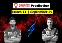 DC vs SRH Dream11 Team Hints And Predictions