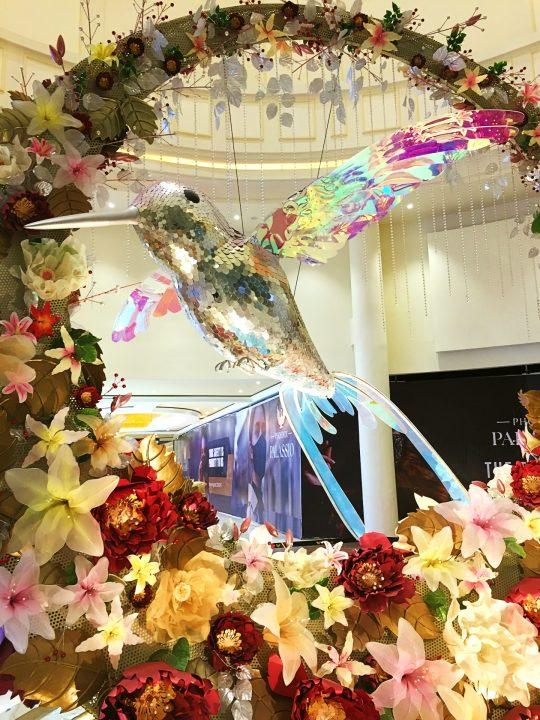Phoenix Palassio lucknow bird
