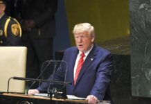 China should be held responsible for coronavirus says Trump at UN general assembly