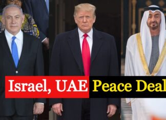 israel uae peace deal