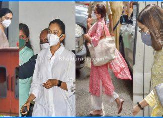 Deepika Padukone, Sara Ali Khan, Shraddha Kapoor summoned by ncb in drugs case in Mumbai