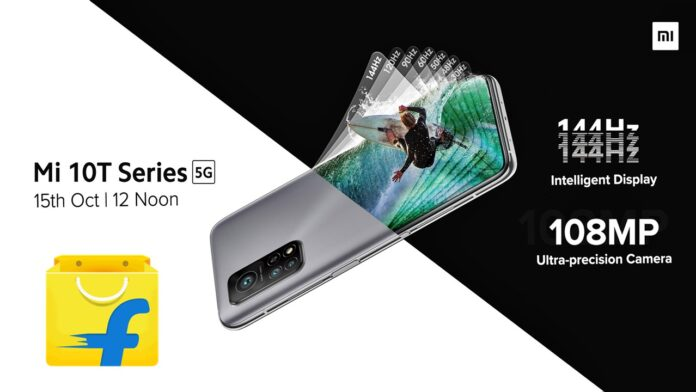 Xiaomi Mi 10T Pro Price: Xiaomi Mi 10T Series 5G Launching on 15 October in India on Flipkart Big Billion Days