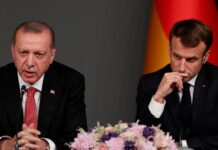 Macron needs treatment over attitude to Muslims says Erdogan
