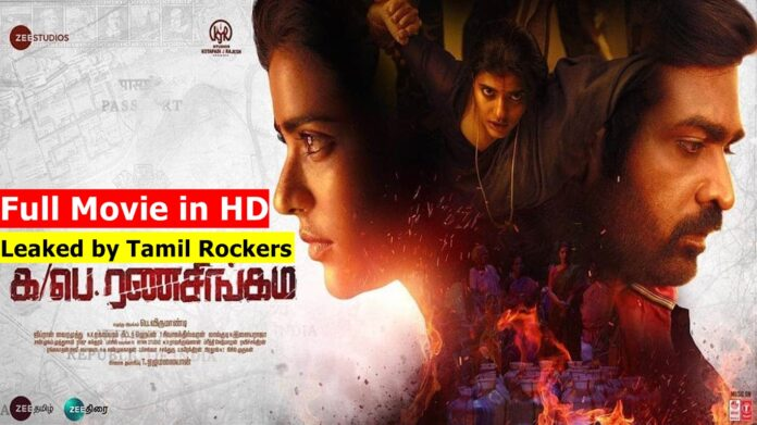 Ka Pae Ranasingam full movie leaked by Tamil Rockers