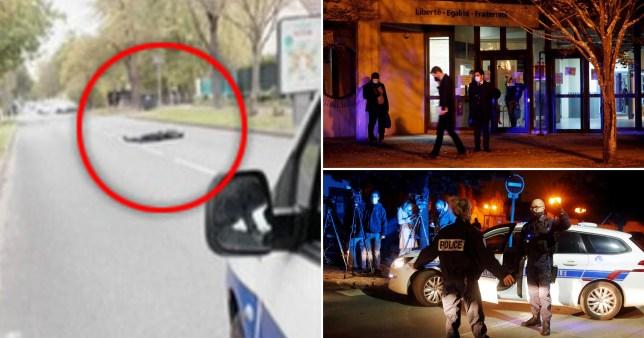 Paris beheading: Teacher decapitated in Paris suburb