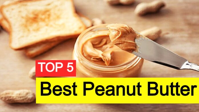 which is best peanut butter in India