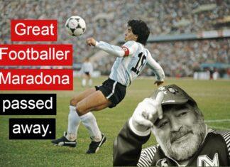 Maradona dead-Argentina legend passes away at 60