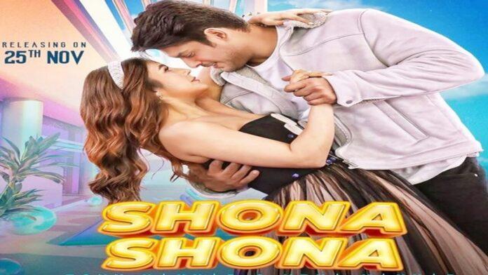 Shona Shona-Sidharth Shukla and Shehnaaz Gill new music video