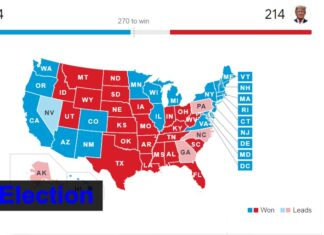 US Election Results live updates