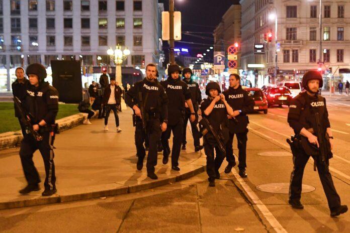 Vienna terror attack Live updates