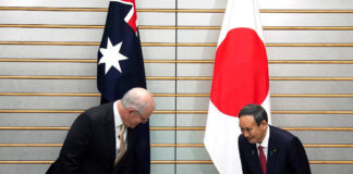 Japan Australia Deal To Ramp Up Joint Military Exercises