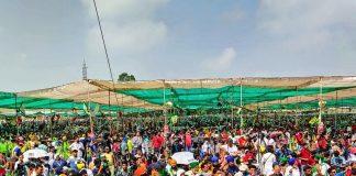 मुजफ्फरनगर महापंचायत के बाद किसान आंदोलन ने फिर से पकड़ी रफ्तार